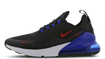 Nike Air Max 270 Black Hyper Royal