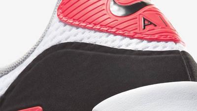 Nike Air Max 90 Golf Infrared Closeup