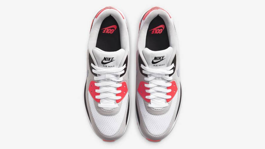 Nike Air Max 90 Golf Infrared Middle
