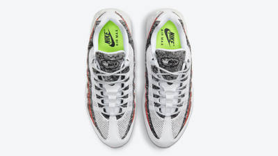 Nike Air Max 95 Crater White Grey Middle