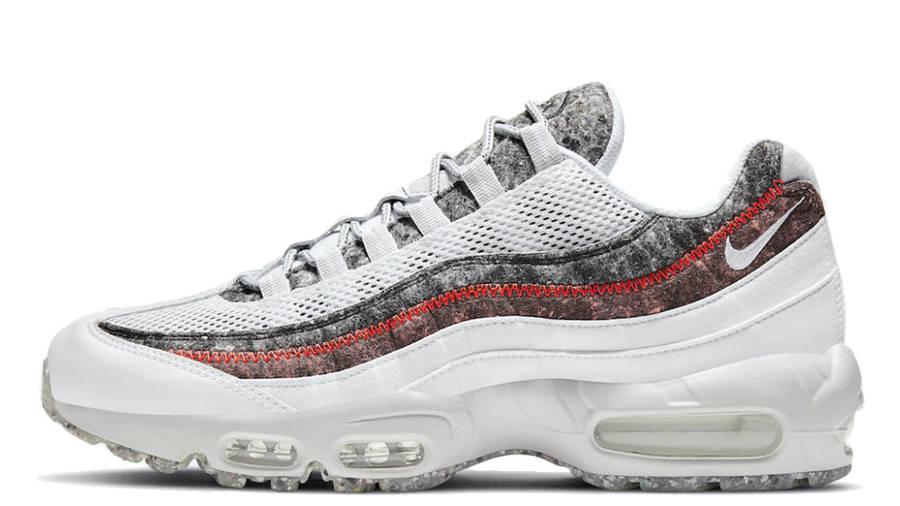 Nike Air Max 95 Crater White Grey