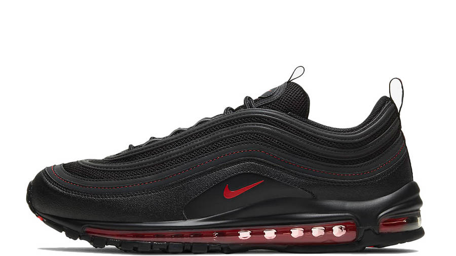 Nike Air Max 97 Black Smoke Grey Red DH4092-001