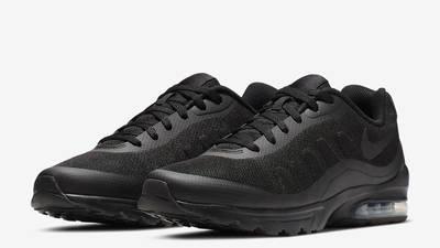 Nike Air Max Invigor Black Anthracite Front