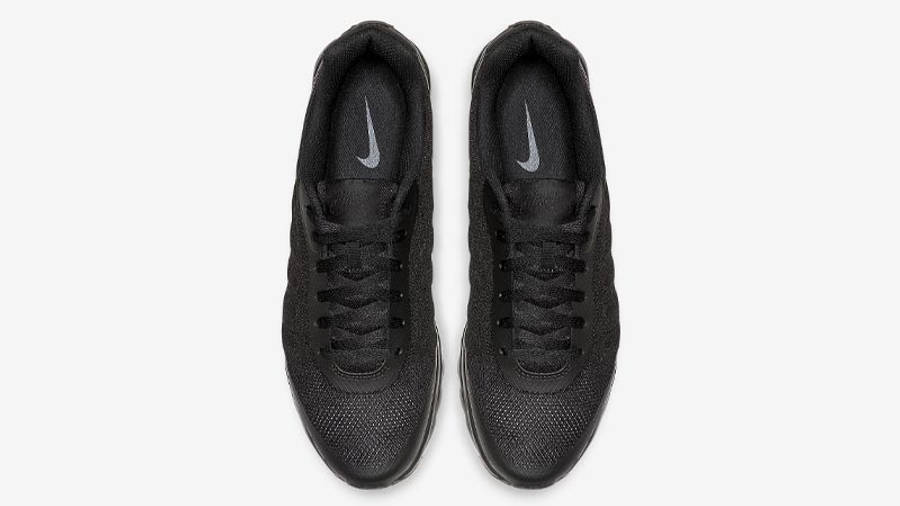 Nike Air Max Invigor Black Anthracite Middle