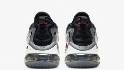 Nike Air Max Zephyr Grey Red CV8837-003 back