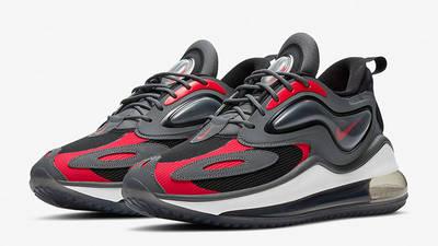 Nike Air Max Zephyr Grey Red CV8837-003 front