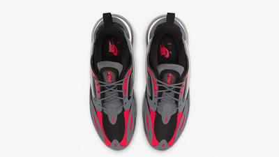 Nike Air Max Zephyr Grey Red CV8837-003 middle