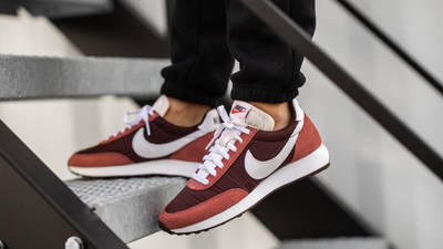 Nike Air Tailwind 79 Mystic Dates On Foot