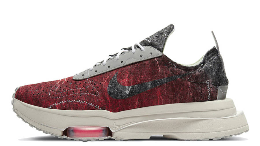 Nike Air Zoom Type Bright Crimson Black