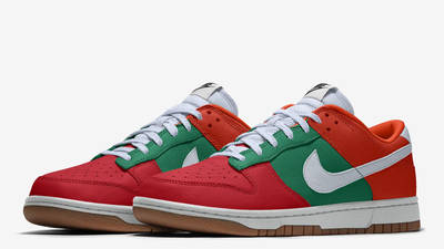 Nike Dunk Low By You Front