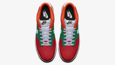 Nike Dunk Low By You Middle