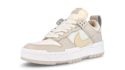 Nike Dunk Low Disrupt Sail Pearl White Front