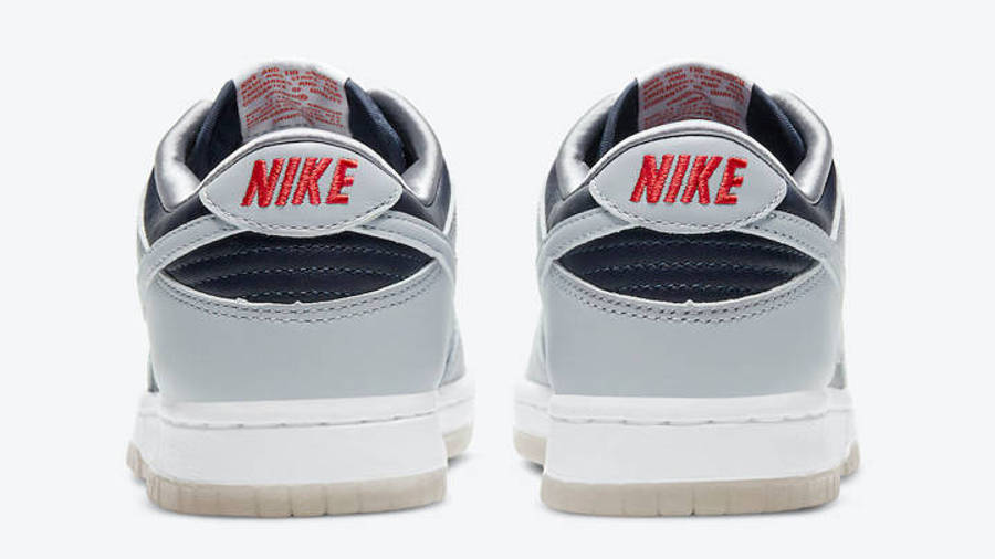 Nike Dunk Low SP College Navy Back
