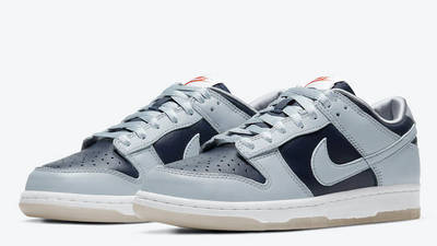 Nike Dunk Low SP College Navy Front