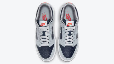 Nike Dunk Low SP College Navy Middle