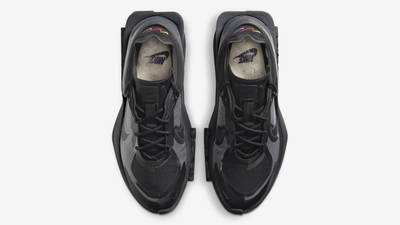 Nike Fontanka Edge Triple Black Middle
