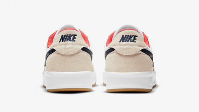 Nike SB Adversary Premium White Turf Orange CW7456-102 back