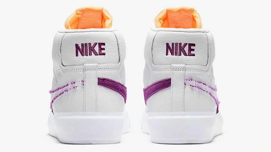 Nike SB Blazer Mid Edge Lakers | Where To Buy | DA2189-100 | The ...
