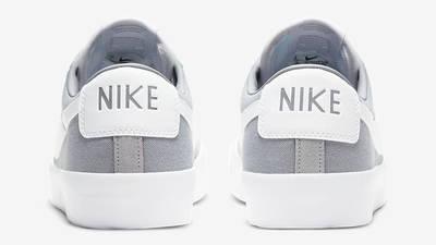 Nike SB Zoom Blazer Low Pro GT Wolf Grey Back