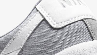 Nike SB Zoom Blazer Low Pro GT Wolf Grey Closeup