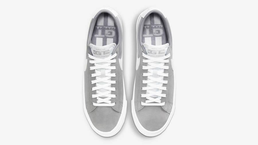 Nike SB Zoom Blazer Low Pro GT Wolf Grey Middle