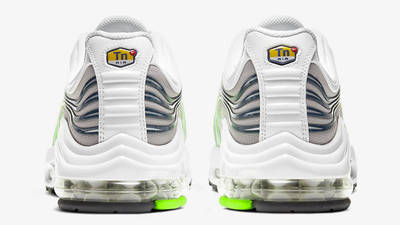 Nike TN Air Max Plus 2 Electric Green Back