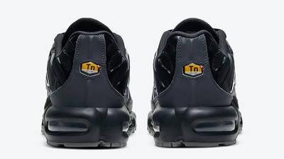 Nike TN Air Max Plus Black Grey DH4100-001 back