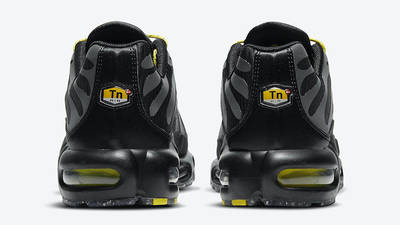 Nike TN Air Max Plus Black Yellow DD7112-002 back