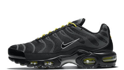 Nike TN Air Max Plus Black Yellow DD7112-002