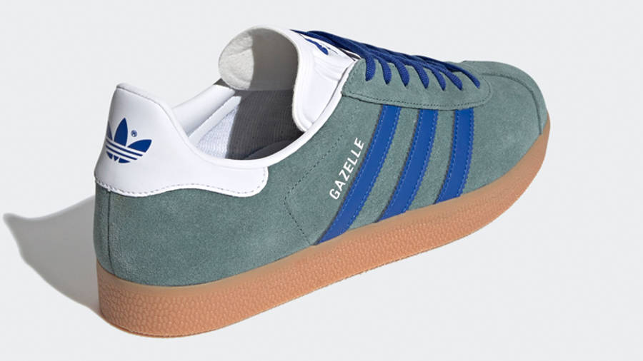adidas Gazelle Hazy Emerald Back
