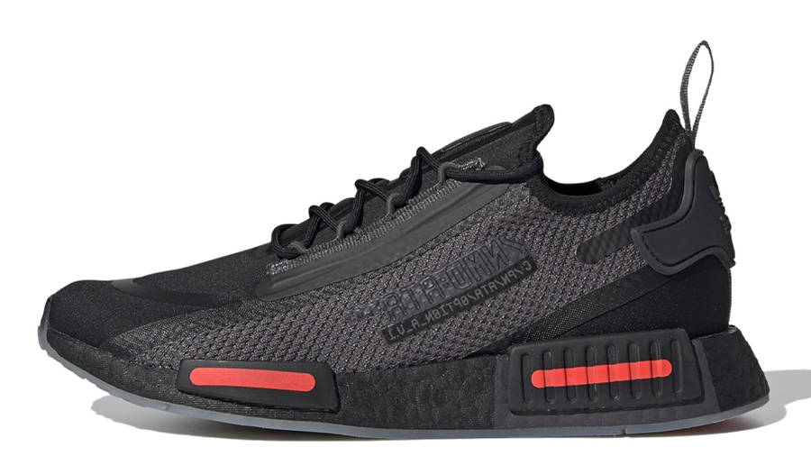 adidas NMD R1 SPECTOO Core Black