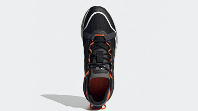 adidas ZX 2K Boost Pure Core Black Orange Middle