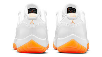 Jordan 11 Low Citrus Back
