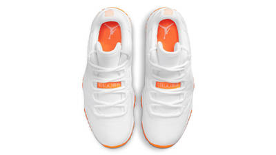 Jordan 11 Low Citrus Middle