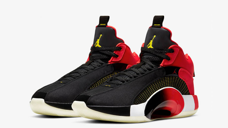 Jordan 35 Chinese New Year Front