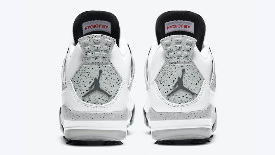 Jordan 4 Golf White Cement   Where To Buy   CU9981-100   The Sole ...