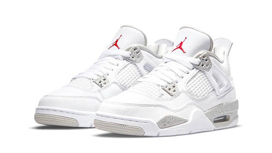Jordan 4 White Oreo CT8527-100 front