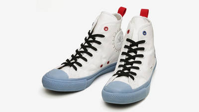NASA x Converse Chuck 70 Hi Spacesuits White Blue Front