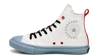 NASA x Converse Chuck 70 Hi Spacesuits White Blue