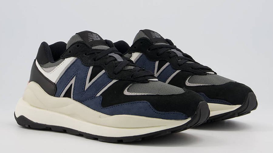 New Balance 5740 Navy Pink Front