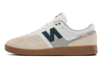 New Balance Numeric 508 White Blue