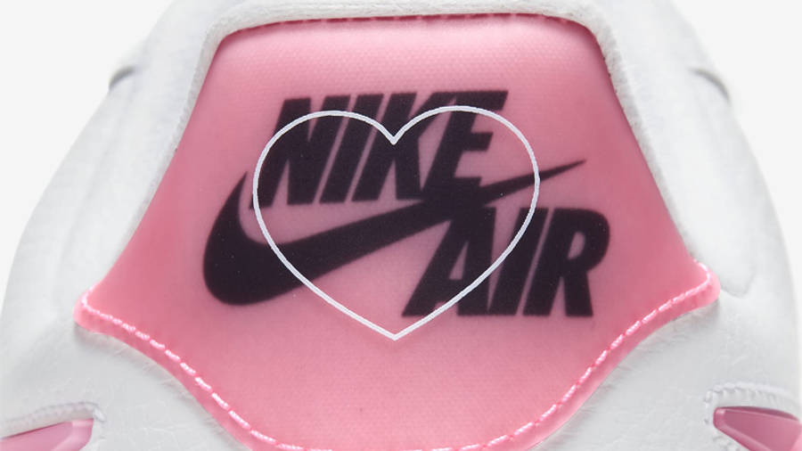 Nike Air Force 1 07 SE Love For All Back Closeup
