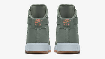 Nike Air Force 1/1 High Unlocked By You Back
