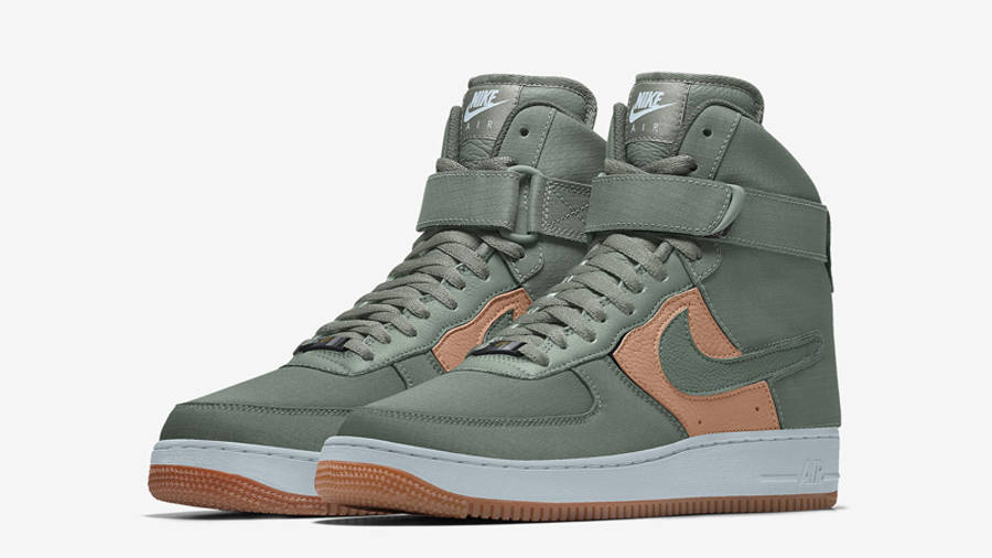 Nike Air Force 1/1 High Unlocked By You Front