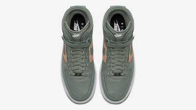Nike Air Force 1/1 High Unlocked By You Middle