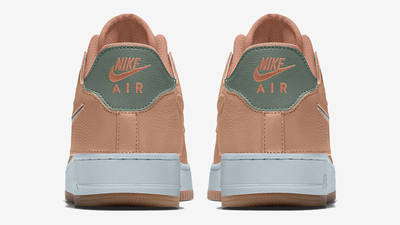 Nike Air Force 1/1 Jewel Swoosh Unlocked By You Back