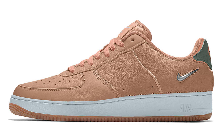 Nike Air Force 1/1 Jewel Swoosh Unlocked By You