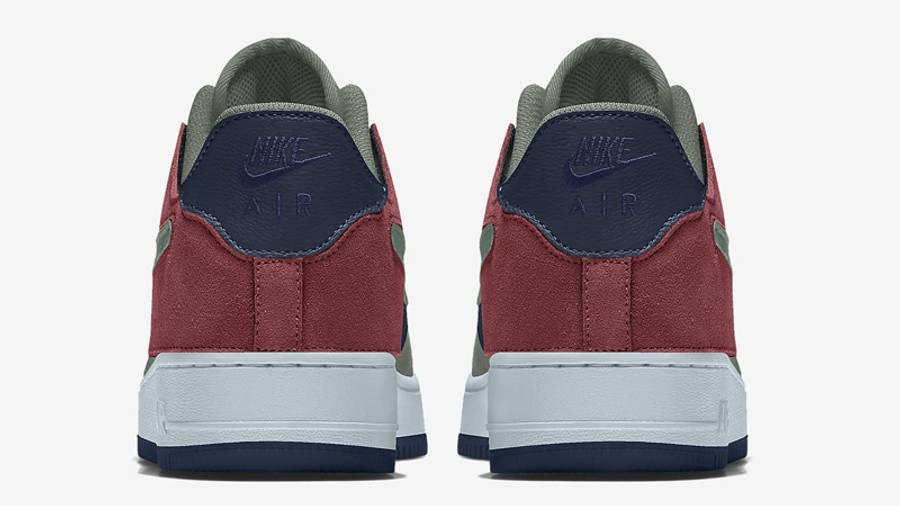 Nike Air Force 1/1 Low Unlocked By You Back