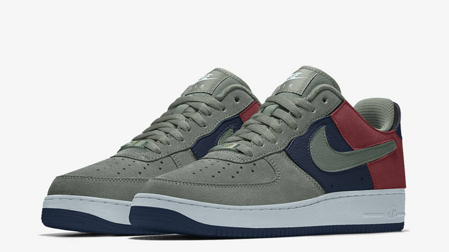 Nike Air Force 1/1 Low Unlocked By You Front
