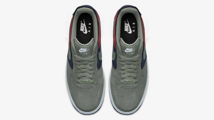Nike Air Force 1/1 Low Unlocked By You Middle